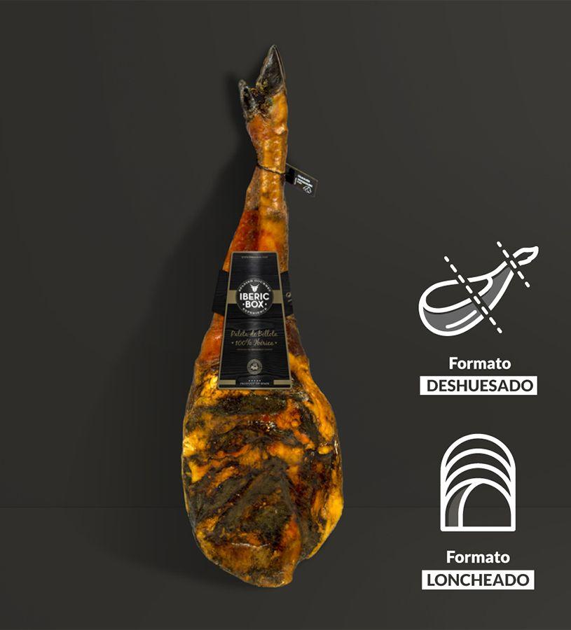 Paleta Ibérica de Bellota 100% - Sierra de Aracena (4,5-5,5 kg)