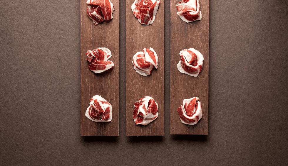 ¿El color de la grasa determina la calidad del jamón ibérico?