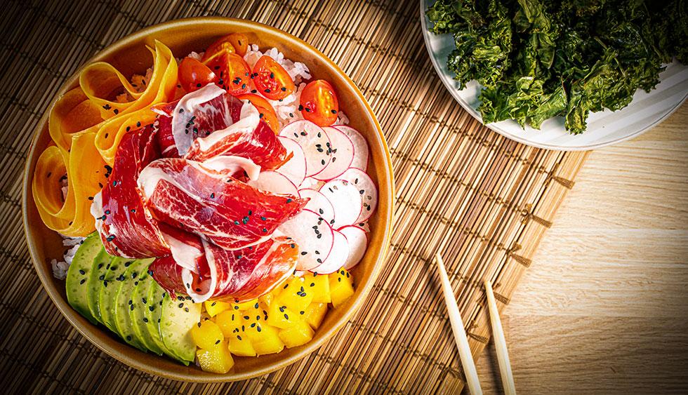 Propiedades nutritivas del jamón ibérico