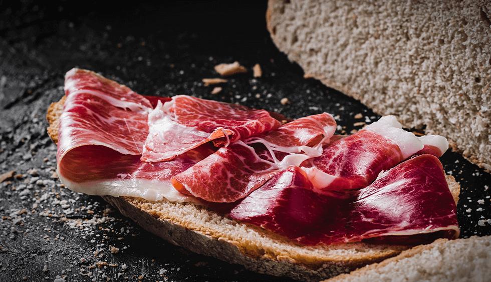 por qué comer más jamón